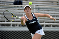 UCD Women's Tennis 16