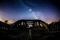 Milky Way Graffiti Bridge