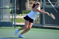UCD Women's Tennis 17